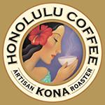 Logo Honolulu Coffee Hawaii Waikiki Kona Coffee Cafe11