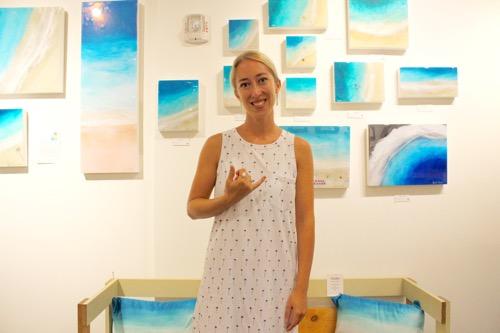 thpolu gallery hawaii waikiki sheraton art sarah 10