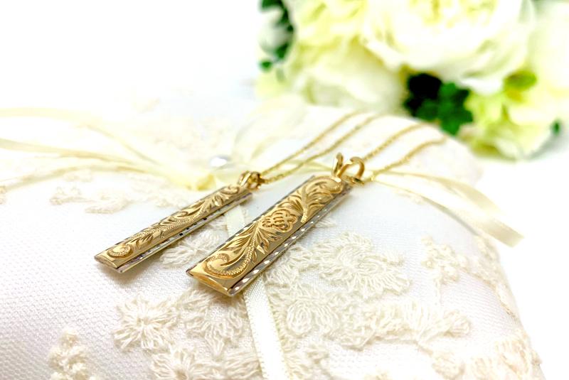 no.8 hawaii hawaiian jewelry ring pair wedding ハワイ 結婚式 ウェディング ペアアイテム お揃い