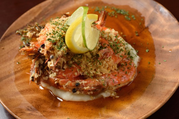 thgarlic shrimp hawaii waikiki genius