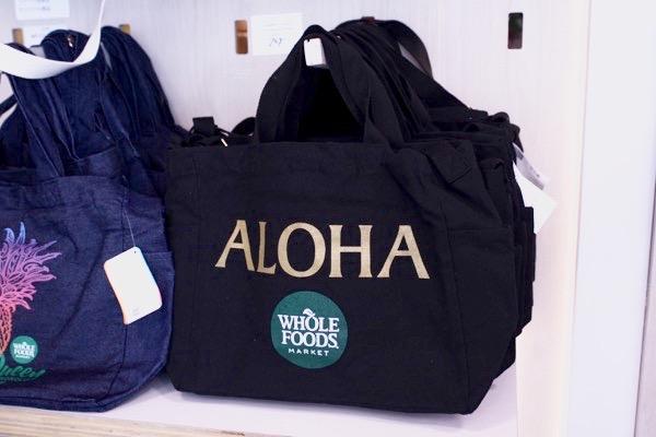 thkakaako wholefoods hawaii queen tote bags トートバッグ ハワイ20 (1)