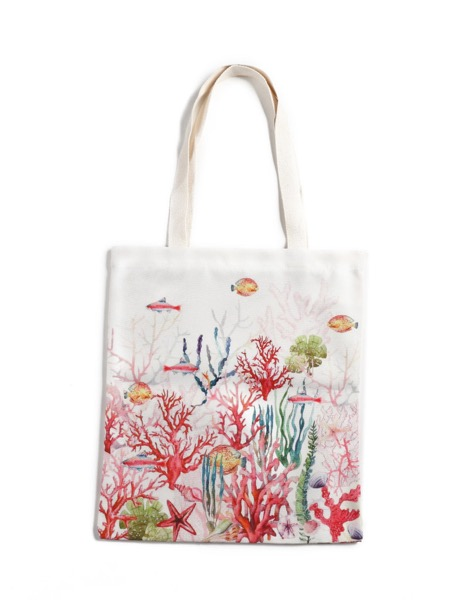 theveryday-hawaii-eh-cotton-tote-lrg-coral-beige
