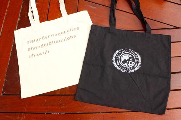 thisland vintage cofee hawaii tote bag royalhawaiian center19