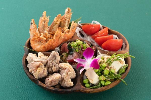 アロハテーブル ハワイ ワイキキ 家族でご飯3