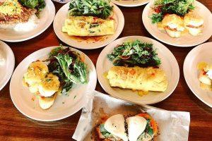 エッグヘッドカフェ カフェ 朝食 カパラマ カイルア