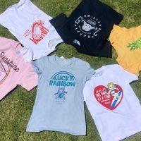 ハッピーハレイワ ハッピーちゃん ノースショア ファッション Tシャツ
