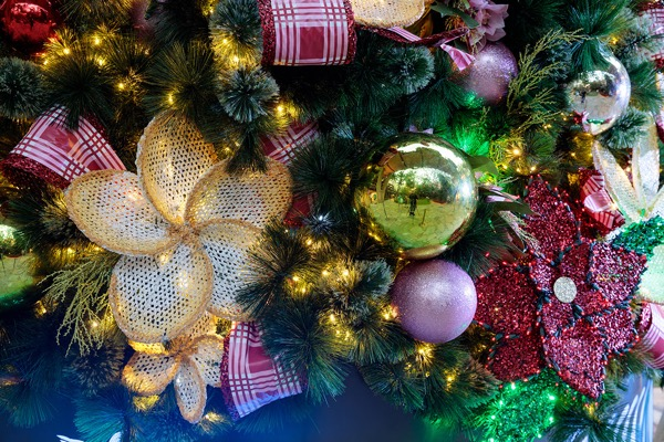 ロイヤルハワイアンセンター ハワイ クリスマス ROYAL HAWAIIAN CENTER HAWAII CHRISTMAS 1th_