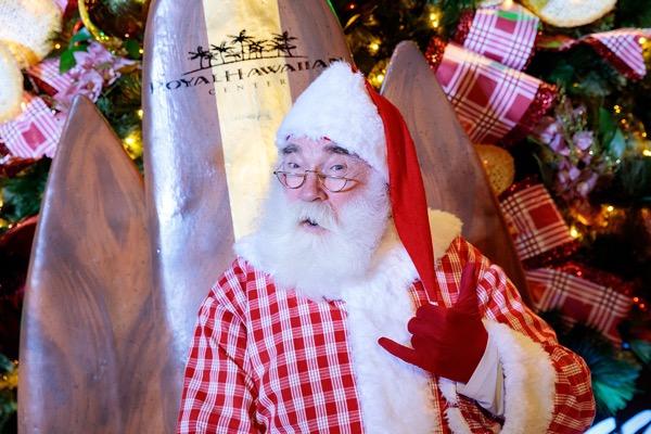 ロイヤルハワイアンセンター ハワイ クリスマス ROYAL HAWAIIAN CENTER HAWAII CHRISTMAS 2th_