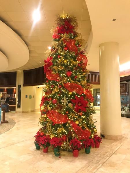 インターナショナルマーケットプレイス ハワイ ワイキキ クリスマス3th_