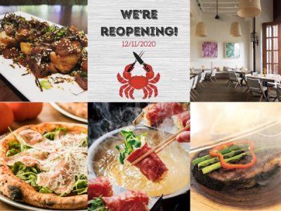 reopen restaurant hawaiith_
