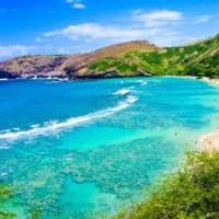 ハワイの名所へコア タクシーで楽々!