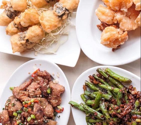 ハウスオブウォン カパフル 中華 海鮮