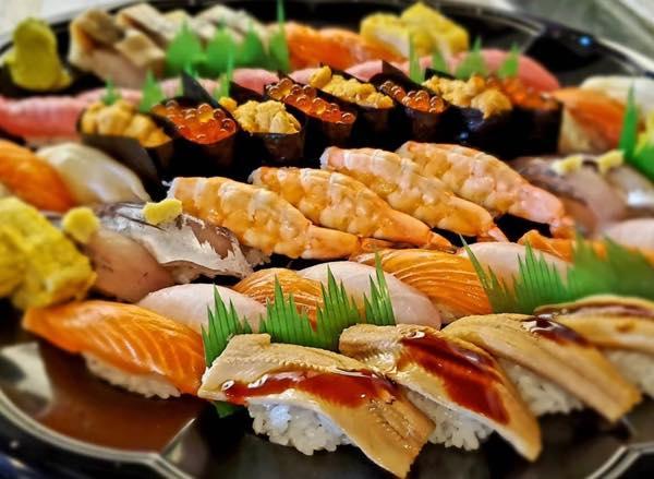 すし遊 寿司